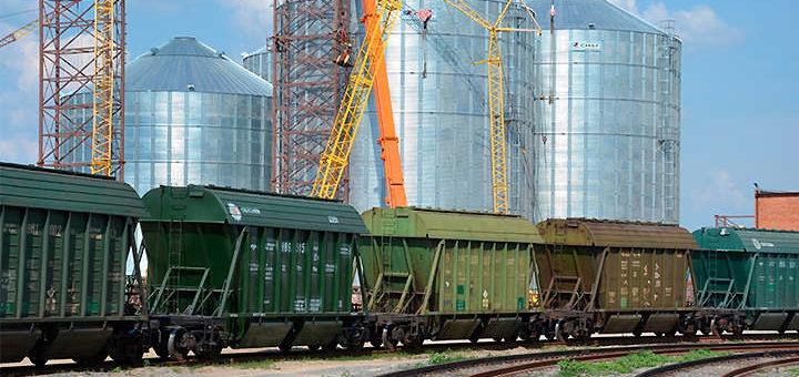 Сокращение зерновых железнодорожных станций «Укрзализныци»