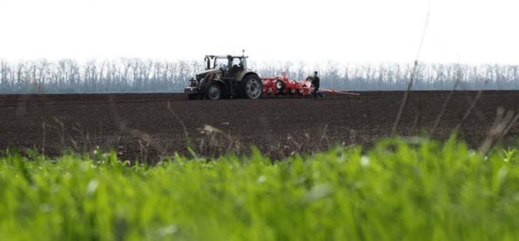 Погодные и ресурсные условия способствуют успешному проведению посевной кампании, — Владимир Топчий