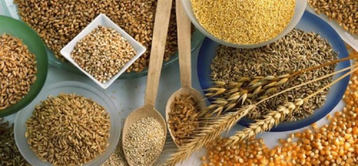 Урожай-2018: Аграрии собрали почти 47 млн тонн зерна