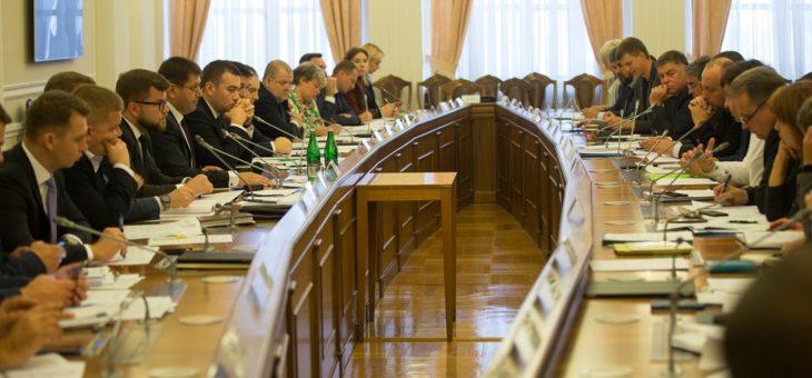 Владимир Кистион провел совещание по ситуации на рынке железнодорожных перевозок продукции агропромышленного комплекса