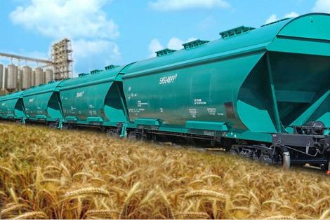 Украина. Внутренняя логистика в очередной раз может замедлить темпы зернового экспорта. Вагоны уже не передвижные элеваторы, а стационарные элеваторы