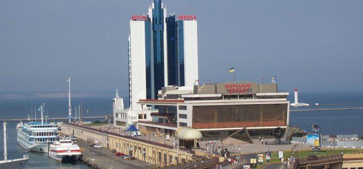 Морские порты Украины в первом квартале 2019 года увеличили перевалку на 12,4%